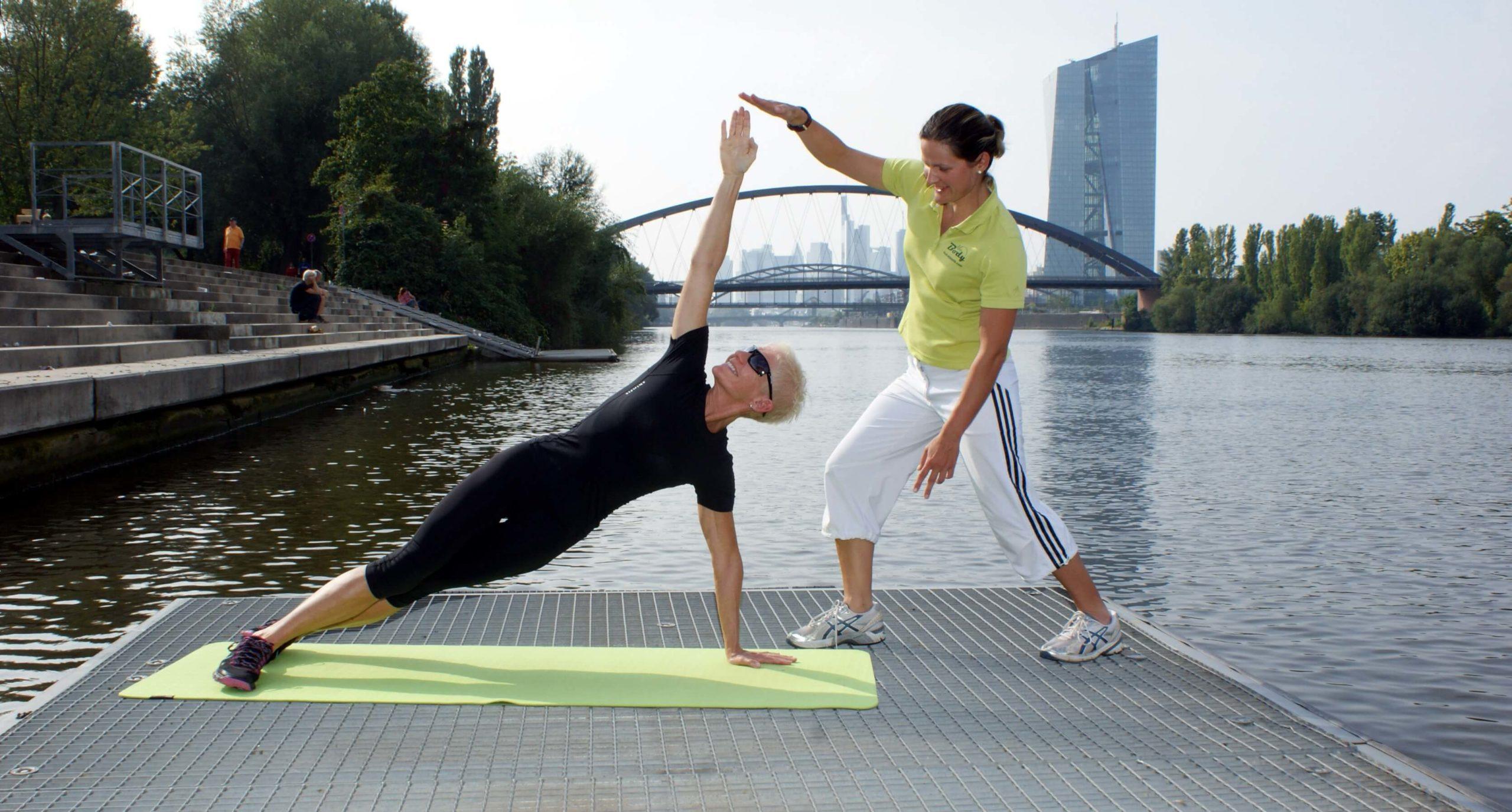 Einzeltraining Fitness