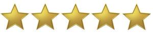 5 Sternebewertung